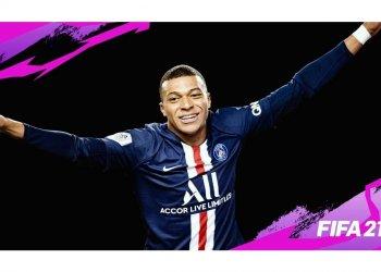 FIFA 21 | Mbappé, craque do PSG, estampa a capa da nova edição do game