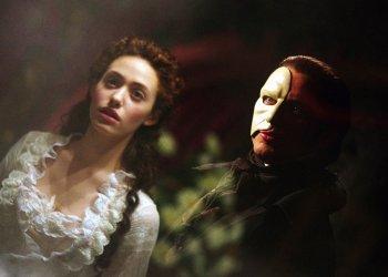 O Fantasma da Ópera minissérie