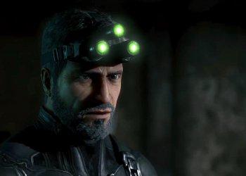 Splinter Cell vai ganhar série animada na Netflix
