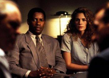 Denzel Washington e Julia Roberts vão estrelar filme da Netflix