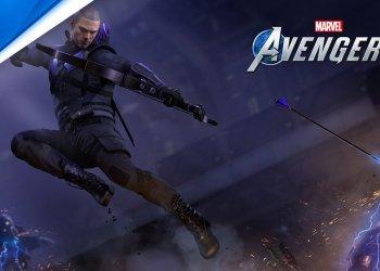 Marvel's Avengers | Gavião Arqueiro estará presente