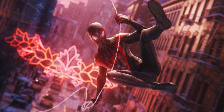 Spider-Man: Miles Morales | Capa do jogo