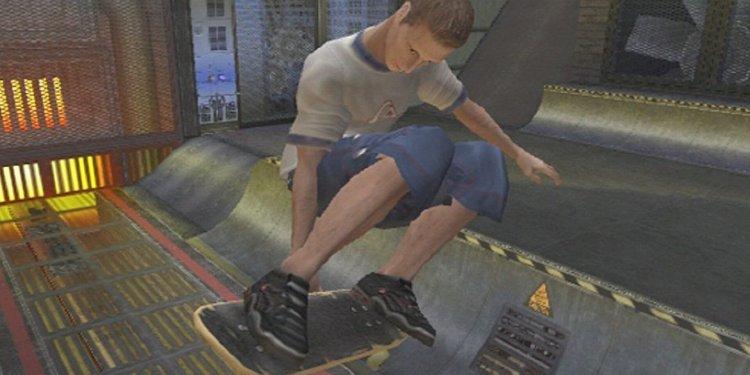 Documentário do game Tony Hawk's Pro Skater