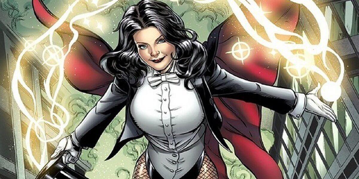 Zatanna | Personagem da DC pode ganhar filme na Warner Bros.
