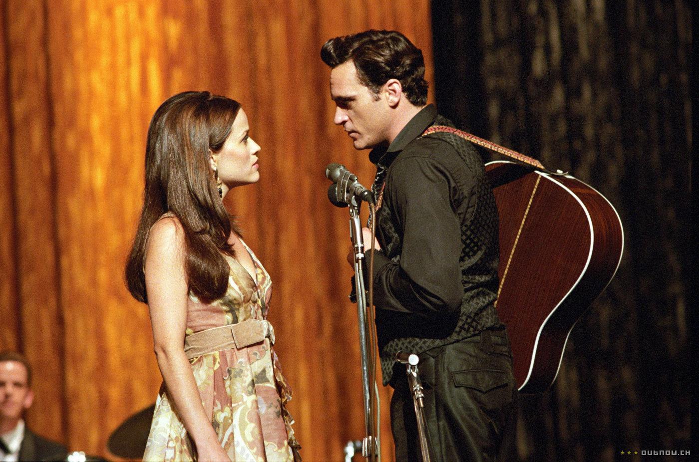 Joaquim Phoenix e Reese Witherspoon em cinebiografia de Johnny Cash