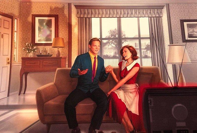 WandaVision | série do Disney+ continua com estreia prevista para 2020