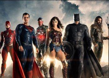 DC FanDome Liga da Justiça