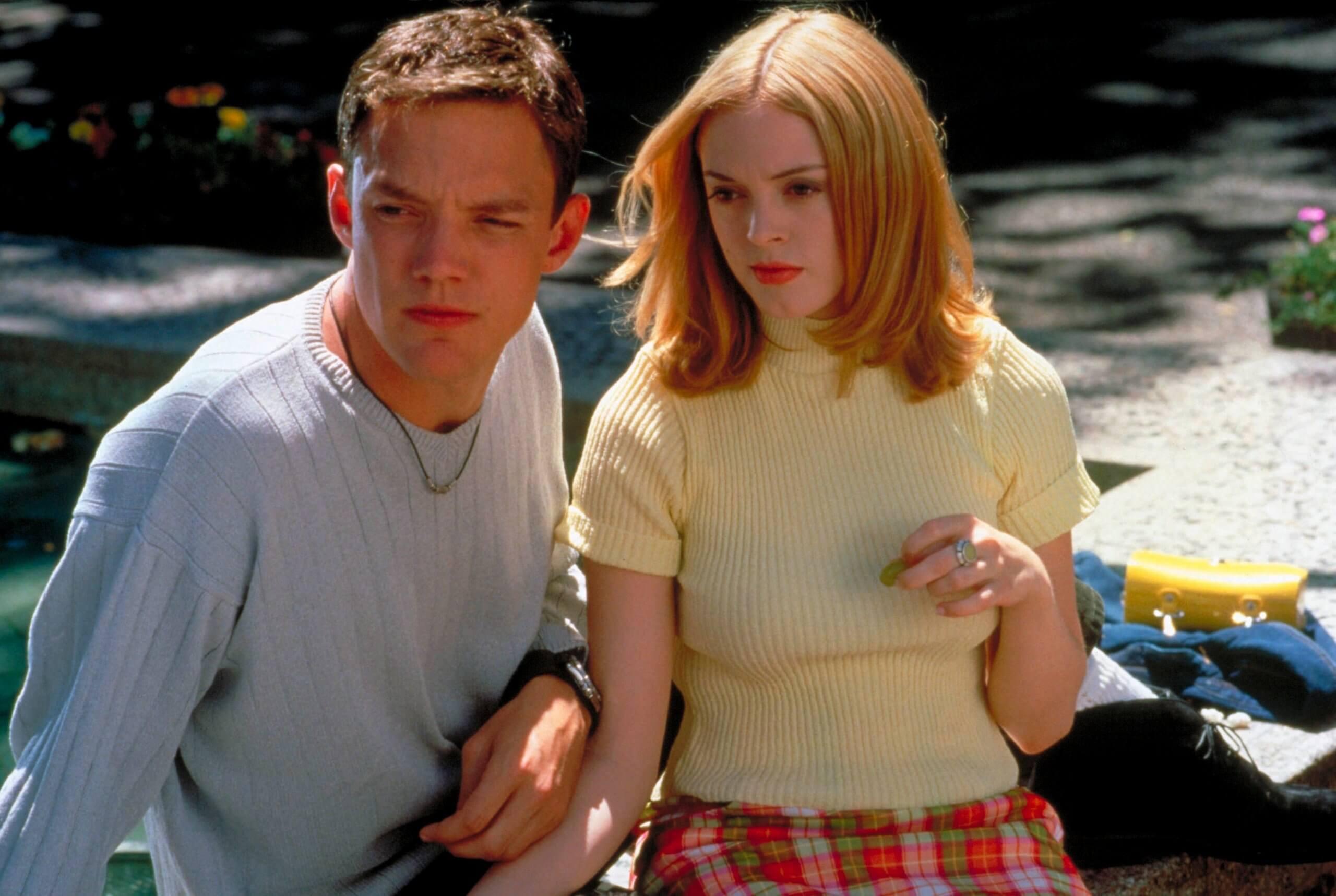 Rose Mcgowan e Matthew Lillard