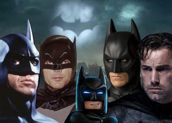 Qual o melhor batman