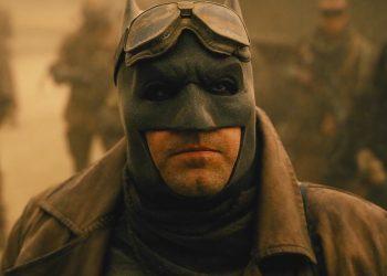 Zack Snyder revela que filho do Superman seria o novo Batman no DCEU