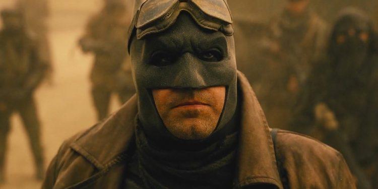 Ben Aflleck como Batman