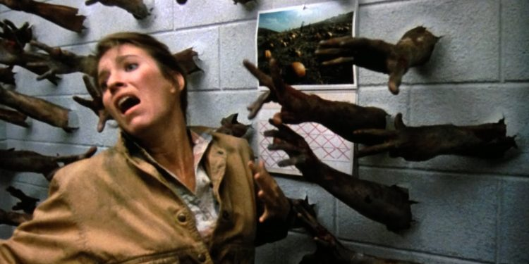 Filmes que fãs de Stranger Things precisam assistir: Dia dos Mortos (1985)