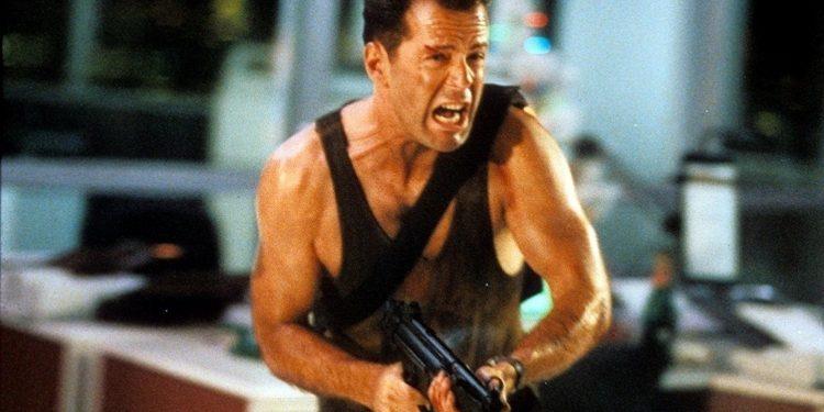 Filmes que fãs de Stranger Things precisam assistir: Duro de Matar (1988)