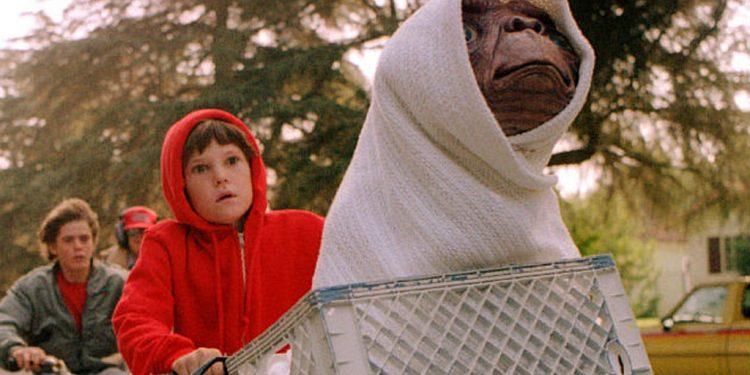 ET, o Extraterrestre (1982)