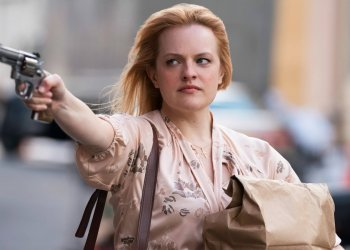 Elisabeth Moss em Mrs. March