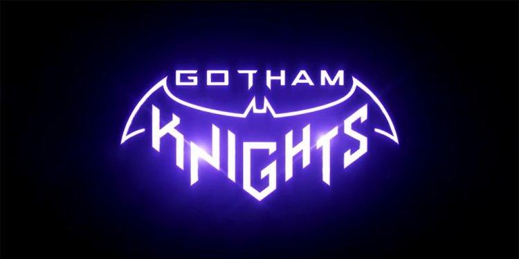 Gotham Knights game