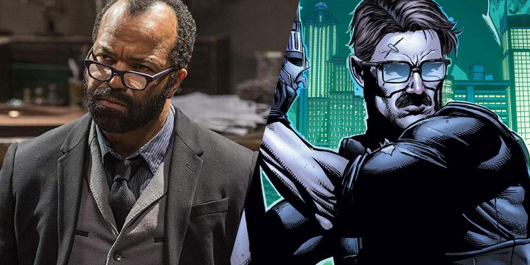 Jeffrey Wright será Jim Gordon em The Batman