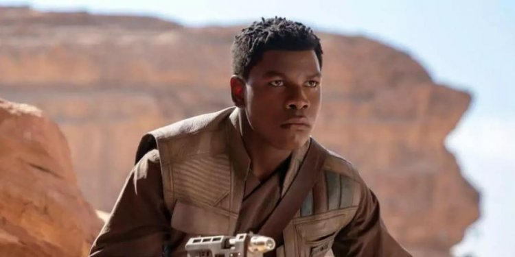 John Boyega vai estrelar podcast There Be Monsters