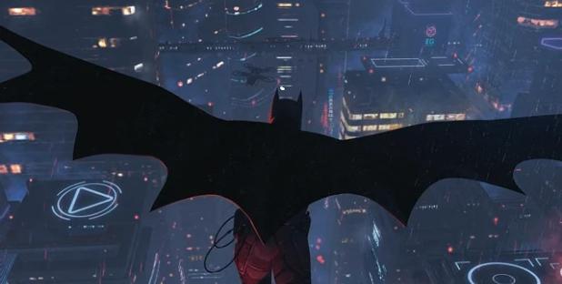 John Ridley Batman