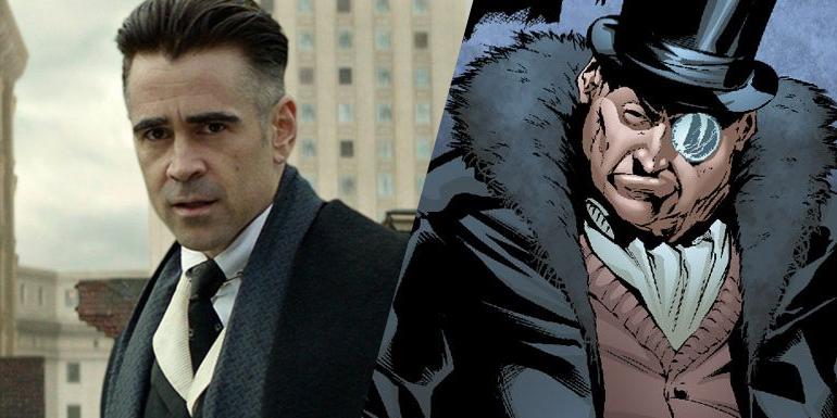 Colin Farrell será Pinguim em The Batman