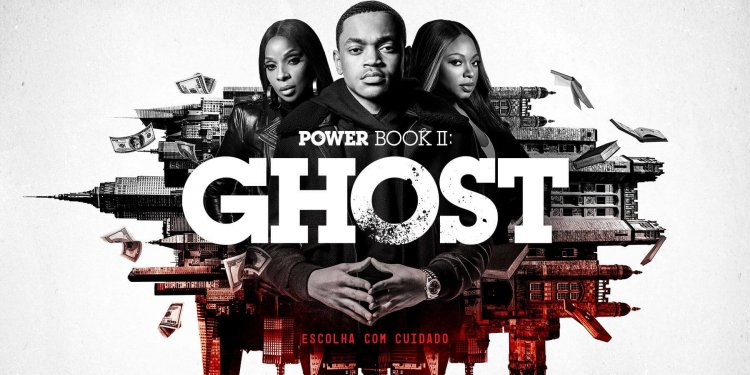 POWER BOOK II: GHOST no Starzplay
