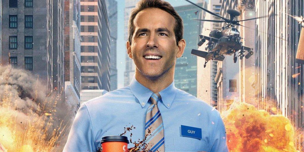 Ryan Reynolds Filmes adiados por conta da pandemia