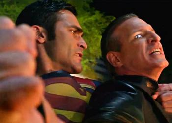Arrowverse Superman Zod