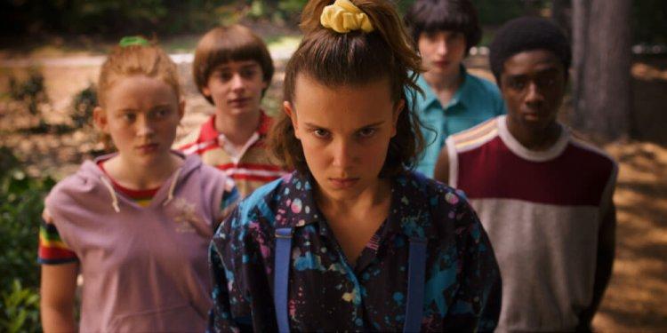 Stranger Things na Netflix