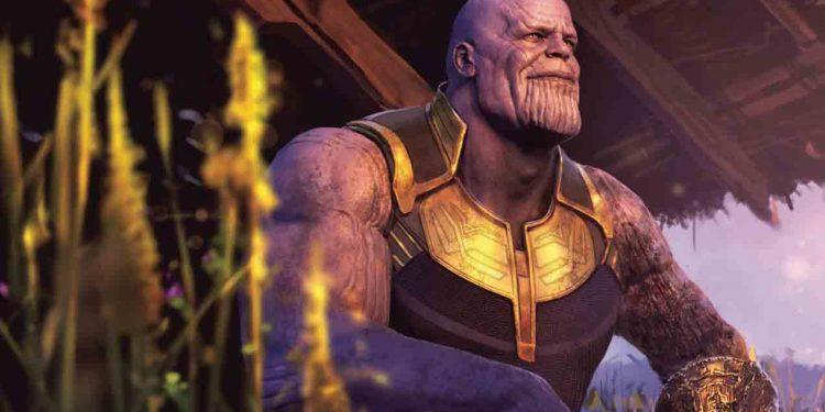 Vilões da Marvel: Thanos - Vingadores: Guerra Infinita e Vingadores: Ultimato