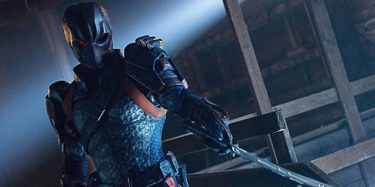 Exterminador em Titans