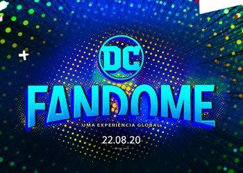 DC FanDome loja com produtos da DC