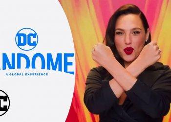 DC FanDome altera programação divulga prévia do evento sábado