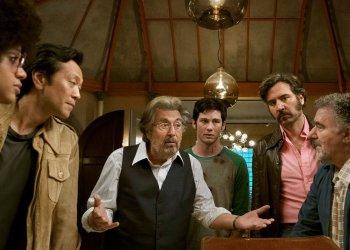 Hunters | Série com Al Pacino é renovada