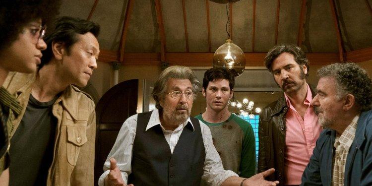 Hunters   Série com Al Pacino é renovada