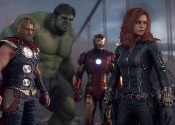 Marvel's Avengers   Jogo dos Vingadores