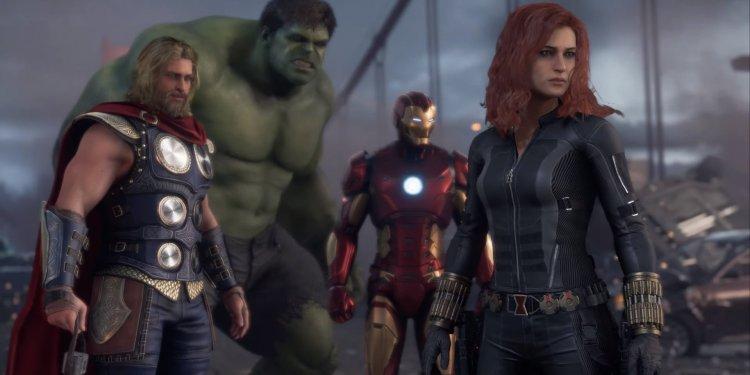Marvel's Avengers | Jogo dos Vingadores
