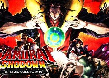 Samurai Shodown NeoGeo Collection chega nesta sexta