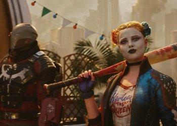 Suicide Squad: Kill the Justice é do mesmo universo de Batman: Arkham