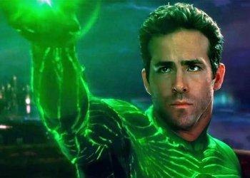 Ryan Reynolds lança versão de Lanterna Verde