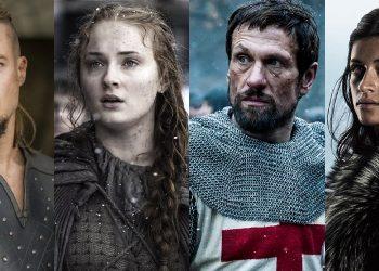 Séries se você gostou de Vikings