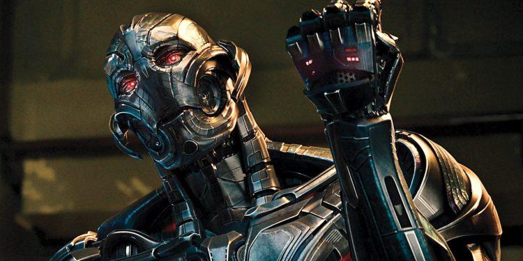 Ultron um dos melhores vilões do Marvel MCU
