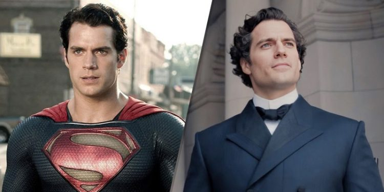 Henry Cavill o Superman