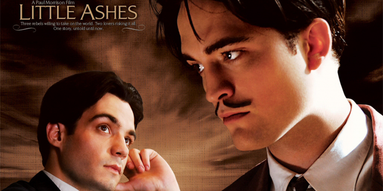 Little Ashes (2009) robert pattinson