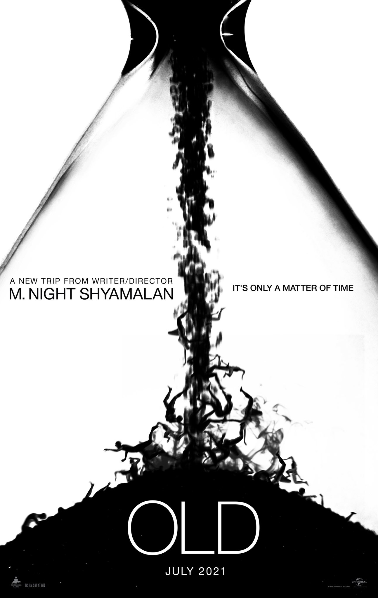 M. Night Shyamalan Old
