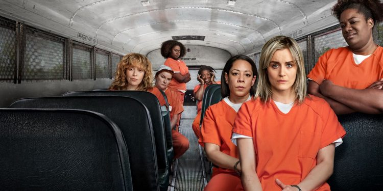 Orange is The New Black, The Witcher e Stranger Things séries da Netflix