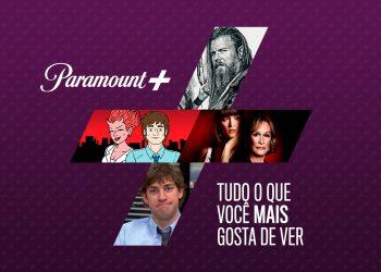Paramount+ novas séries