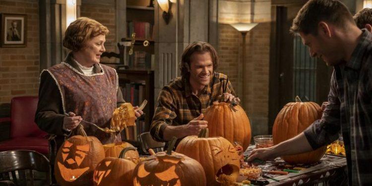 Temporada final da série Supernatural