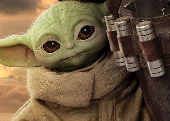 Baby Yoda em The Mandalorian