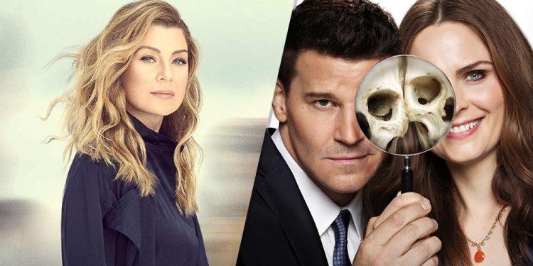 Grey's Anatomy e Bones no Amazon Prime Video