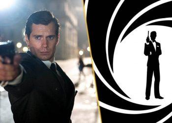 Henry Cavill gostaria de ser James Bond nos cinemas